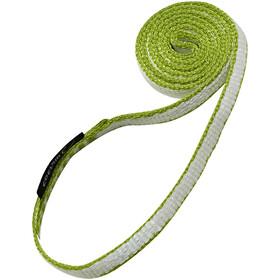 Edelrid Dyneema 11mm 60cm verde/bianco